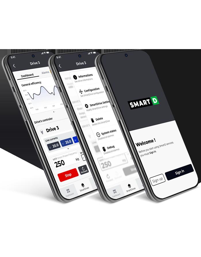 SmartD Mobile App